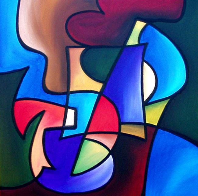 Art: Color 60 by Artist Thomas C. Fedro