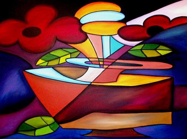 Art: Color 84 by Artist Thomas C. Fedro