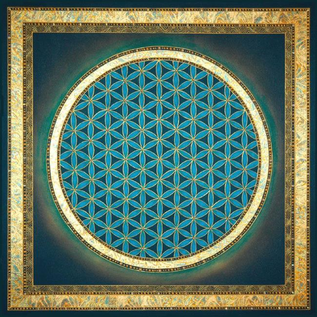Art: Pua Lani O Kaua'i by Artist Nadean O'Brien