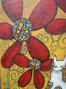 Detail Image for art Magical Garden II