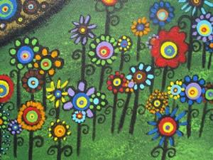 Detail Image for art A Day For Flowers