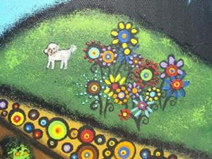 Detail Image for art Our Magical Garden
