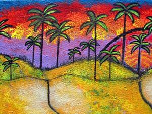 Detail Image for art Magic At Laguna Beach
