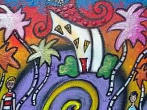 Detail Image for art No Place Like Home II