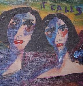 Detail Image for art Heed the Sirens Song SOLD
