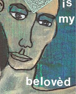 Detail Image for art This is My Beloved SOLD