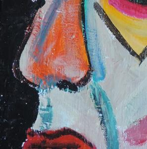 Detail Image for art face number 11