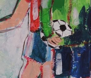 Detail Image for art soccer