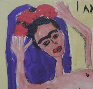 Detail Image for art i am my own muse