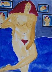 Art: Gallery of One  by Artist Nancy Denommee