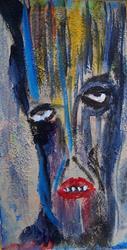 Art: freak by Artist Nancy Denommee
