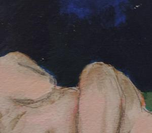 Detail Image for art beauty SOLD
