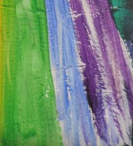 Detail Image for art rainbow rooster