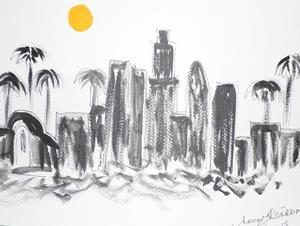 Detail Image for art LA scene