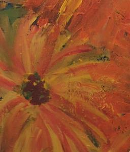 Detail Image for art flowers # 80