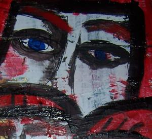 Detail Image for art Red Red Red