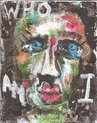 Art: Who Am I by Nancy Denommee