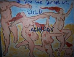 Art: Oh How We Danced  by Artist Nancy Denommee