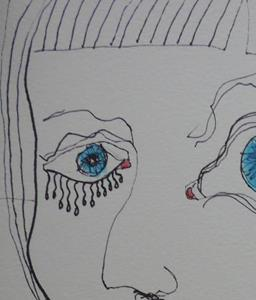 Detail Image for art face no. 104