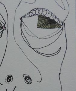 Detail Image for art face no. 107