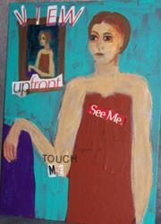 Art: See Me  by Artist Nancy Denommee