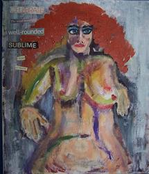 Art: Celebrate the Sublime SOLD by Artist Nancy Denommee