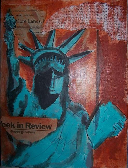 Art: New York Week in Review by Artist Nancy Denommee