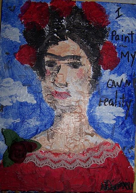 I paint my own reality one per day sold by nancy for 1 day paint