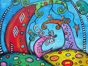 Detail Image for art Love Thy Neighbor