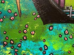 Detail Image for art Love Thy Neighbor II