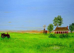 Detail Image for art Sunrise (Sold)