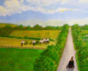 Detail Image for art Amish Country (Not for Sale)