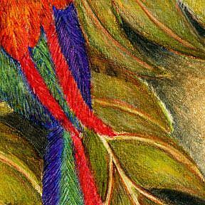 Detail Image for art Tropical Antiquity