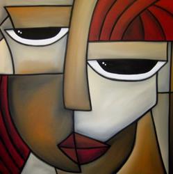Art: Paradoxical Truth by Artist Thomas C. Fedro