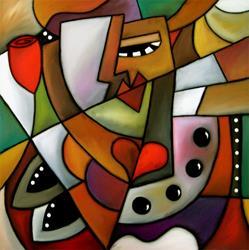 Art: State Of Fluxus by Artist Thomas C. Fedro