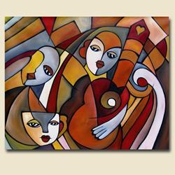 Art: Play For Me by Artist Thomas C. Fedro