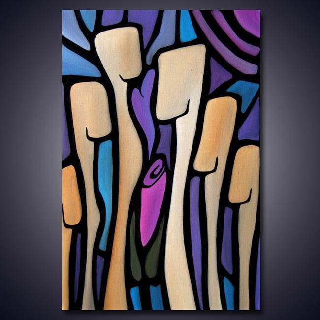 Art: New Beginnings by Artist Thomas C. Fedro