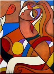 Art: So In Love - C28 by Artist Thomas C. Fedro