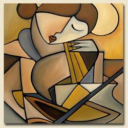 Art: Espressivo by Artist Thomas C. Fedro