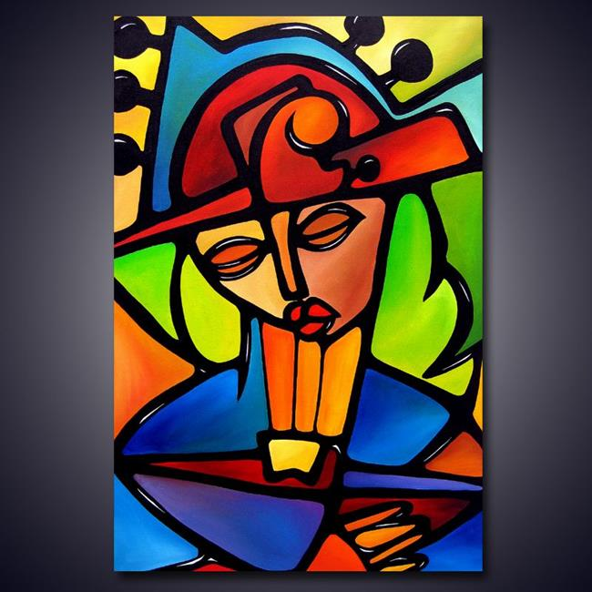 Art: Silent by Artist Thomas C. Fedro