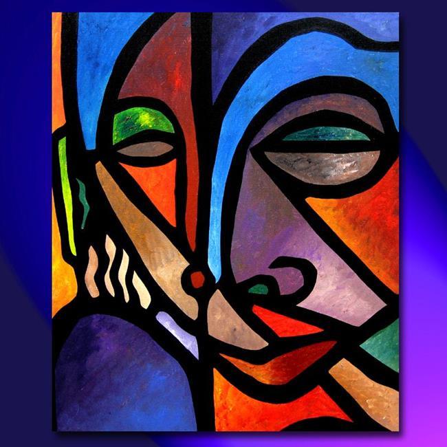 Art: Trance by Artist Thomas C. Fedro
