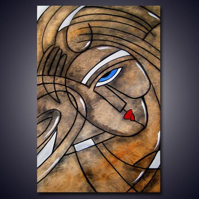 Art: Hypnotize by Artist Thomas C. Fedro