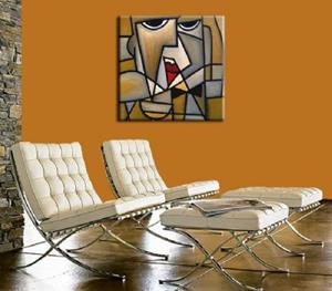 Detail Image for art Don't Mention It - Cubist 26