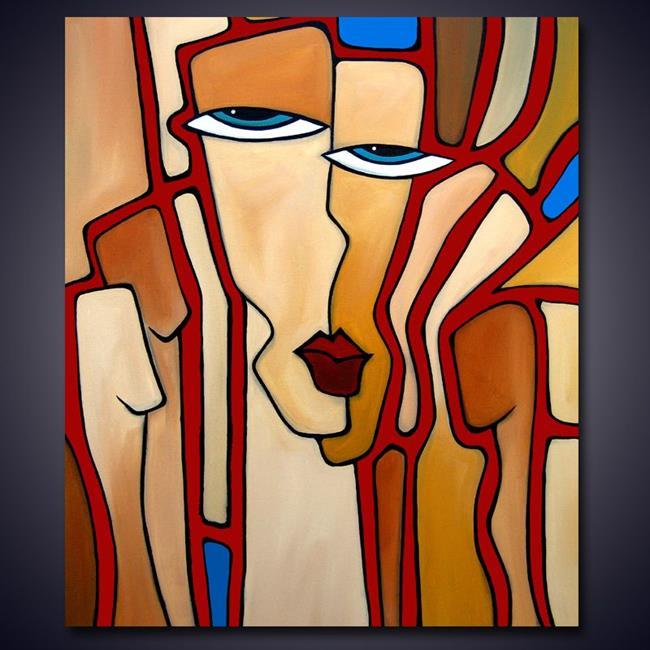 Art: Idol by Artist Thomas C. Fedro