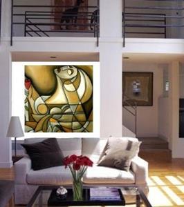Detail Image for art Cubist 4