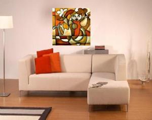 Detail Image for art Cubist 5