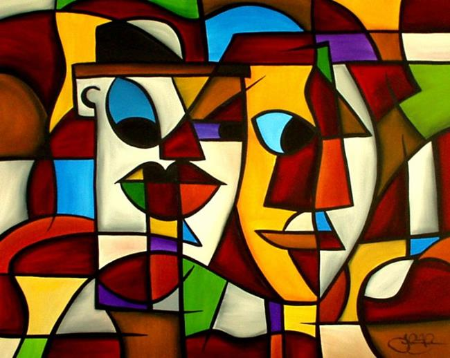 Cubist 9 by thomas c fedro from contemporary cubism art gallery - Gallery For Gt Cubism Art