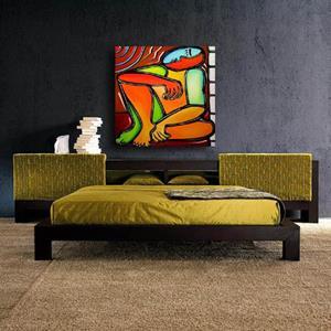 Detail Image for art Cubist-101-3030-Im-The-Man-2.jpg