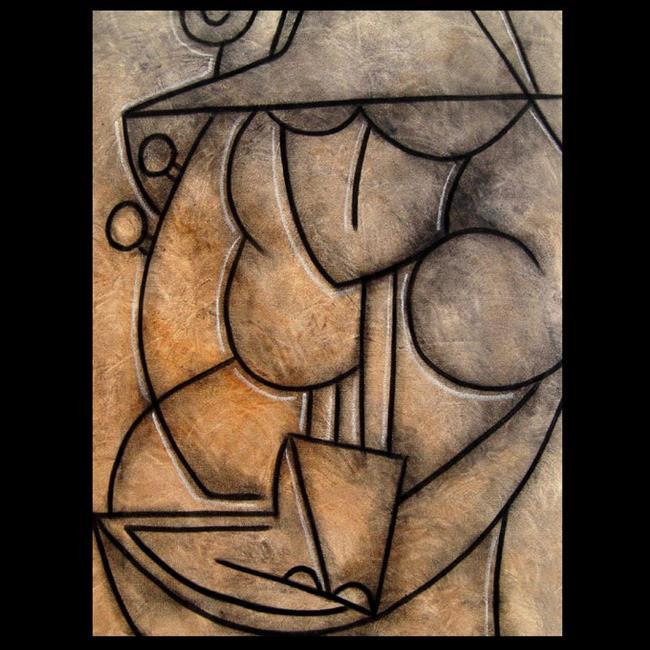 Art: zzzz83 Allegro by Artist Thomas C. Fedro