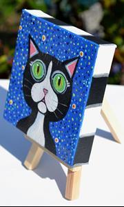 Detail Image for art Tux Star 3